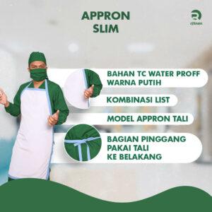 Appron Medis/Celemek Medis Water Reppelent