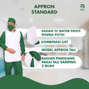 Appron Medis / Approm Medis Standard  Water repellent