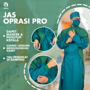 Jas Operasi Pro Water Replant