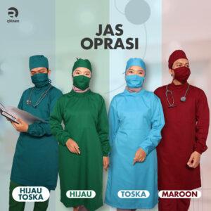 Jas Operasi Standard